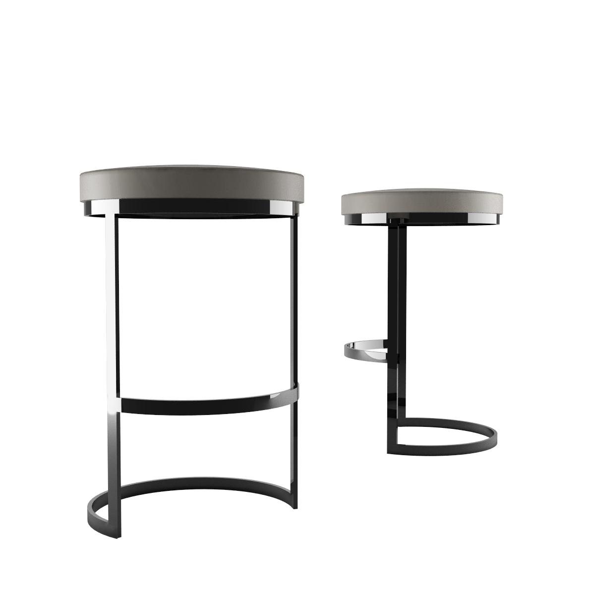 Bar Chairs Zalaba Design AG : olabarchairmodernluxuryblackwhiteleathersteeltif from zalaba.com size 1200 x 1200 jpeg 120kB